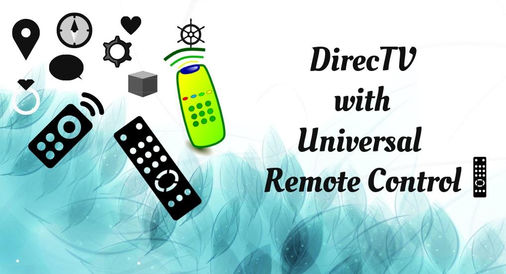 DirecTV Remote Control