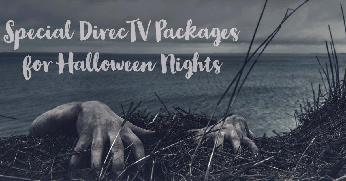DirecTV Halloween Packages
