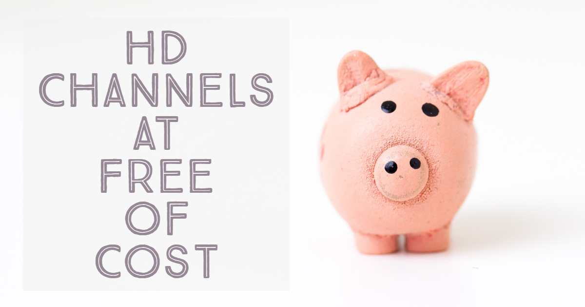 DirecTV HD Channels at No Cost